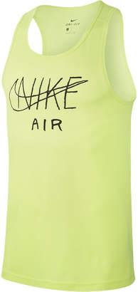 Nike Men Air Dri-fit Running Tank Top