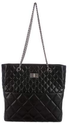 Chanel In The Business North/South Tote