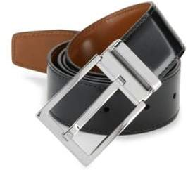 Salvatore Ferragamo Adjustable& Reversible Classic Buckle Belt