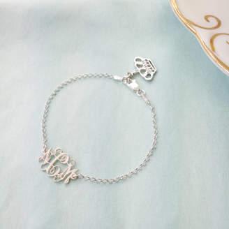 Anna Lou of London Personalised Monogram Bracelet