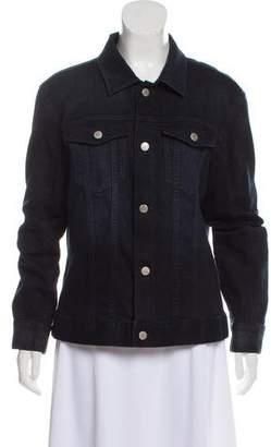 BLK DNM Button-Up Denim Jacket