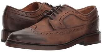 Frye Jones Wingtip Men's Lace Up Wing Tip Shoes