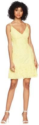 BB Dakota RSVP Gisil Lace Drop Waist Dress Women's Dress