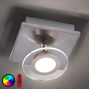 Lola-Mike - trendige Deckenlampe mit Fernbedienung