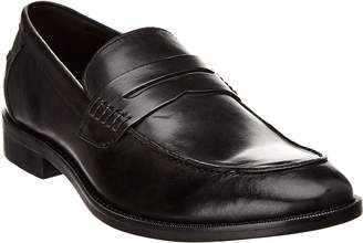 Gordon Rush Full Grain Leather Penny Loafer