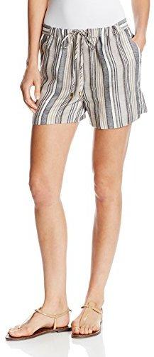 Vince Camuto Women's Striped Linen Short