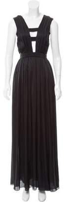 Kiki de Montparnasse Silk Cage Dress