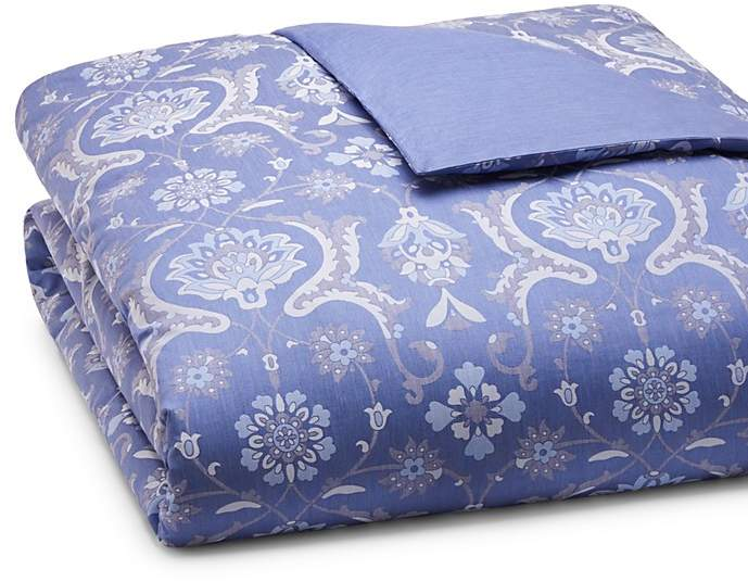 Amalia Home Collection Jaya Jacquard Duvet Cover, King - 100% Exclusive