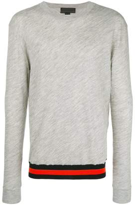 Stella McCartney striped knit sweater