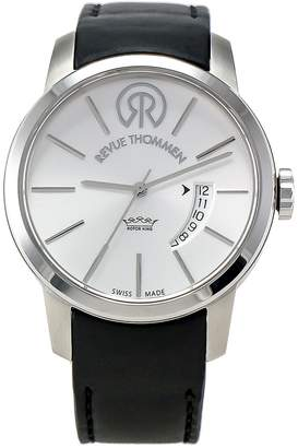 Revue Thommen Men's 105.01.01 Metro Lifestyle Swiss Made Mechanical Automatic Watch