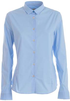 Paul Smith Ps By Ps Curved Hem Shirt