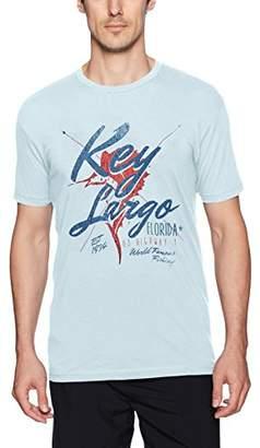 Zubaz Men's American Cities Graphic T-Shirt
