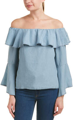 Do & Be DO+BE Do + Be Off-The-Shoulder Top