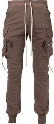 Rick Owens cargo jog pants