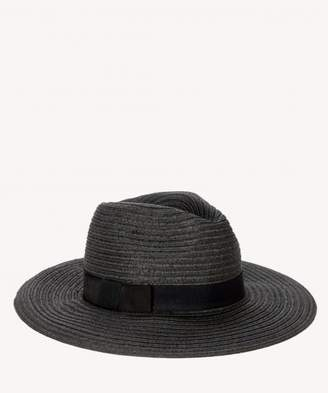 Sole Society Wide Brim Panama Hat