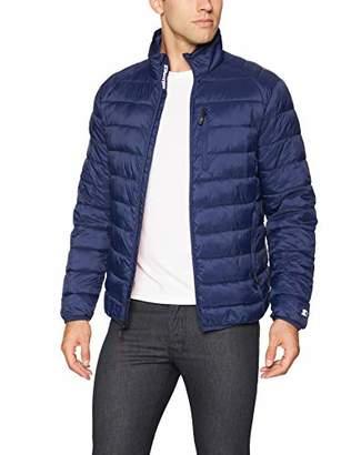 Starter Men's Packable Puffer Jacket