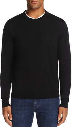 Bloomingdale's The Men's Store at Merino Crewneck Sweater - 100% Exclusive