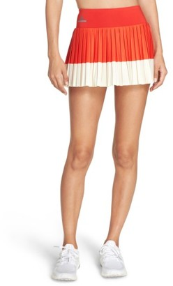 Women's Adidas By Stella Mccartney Colorblock Tennis Skirt $70 thestylecure.com