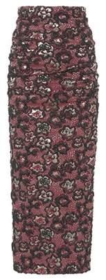 Miu Miu Brocade pencil skirt