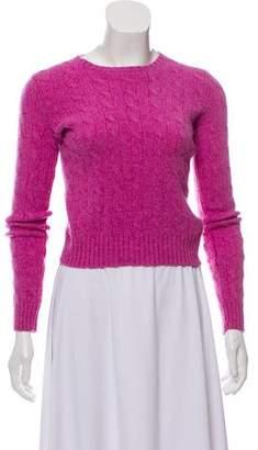 Ralph Lauren Cashmere Knitted Top