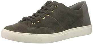e27e37f9bf9a TCG Men s Cooper Premium Leather and Suede Lace up Low Top Sneaker Shoe