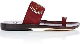 Calleen Cordero Women's Kitaro Suede Sandals