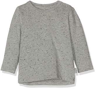 Jollein Long Sleeves Shirt, Size 62/68, Speckled Grey