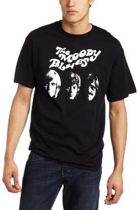 Liquid Blue Men's Moody Blues Silhouette T-Shirt