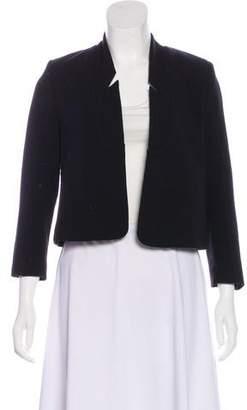 Rachel Comey Peak-Lapel Knit Blazer