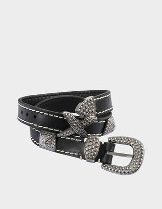 Sonia Rykiel Choker in leather