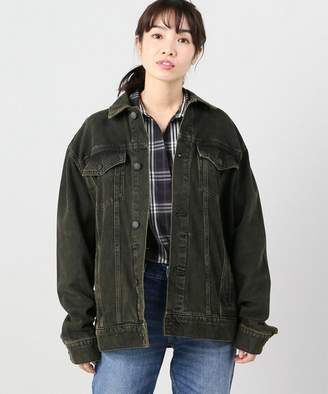 Cheap Monday (チープ マンデー) - JOINT WORKS Cheap monday upsize jacket tint OD