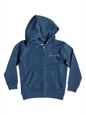 Quiksilver NEW QUIKSILVERTM Boys 2-7 Scribble Zipped Hoodie Boys Children Sweatshirt