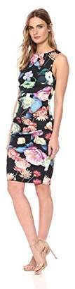 Nicole Miller Women's Daydream Lauren Sheath Dress