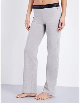 Tommy Hilfiger Iconic stretch-cotton pyjama bottoms