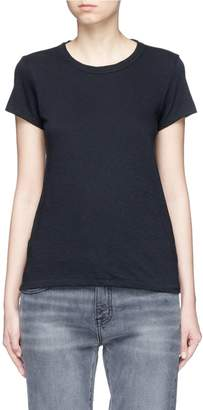 Rag & Bone 'The Tee' slub cotton T-shirt