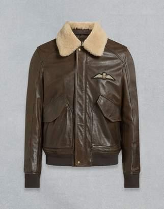 Belstaff Arne Raf Aviator Jacket
