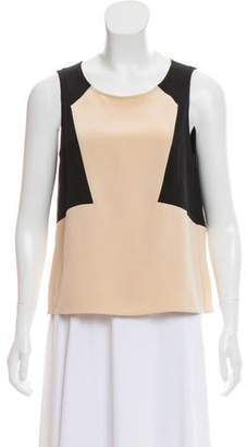 Marissa Webb Sleeveless A-Line Top
