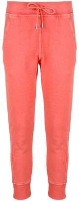 DSQUARED2 fitted track trousers