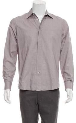 Maison Margiela Pattern Button-Up Shirt