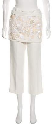 3.1 Phillip Lim Embellished Wide-Leg Pants