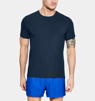 Under Armour Men's Charged Cotton Crew Undershirt