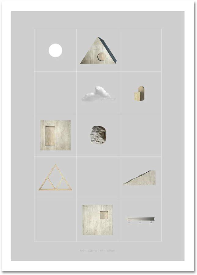 Paper Collective - Villa Foundation Parts