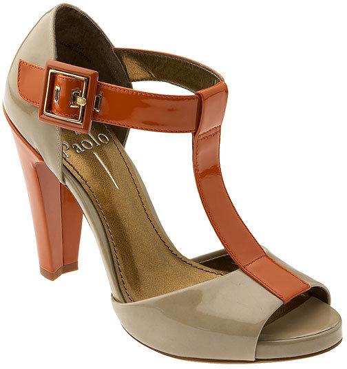 Linea Paolo 'Brayden' T-Strap Sandal