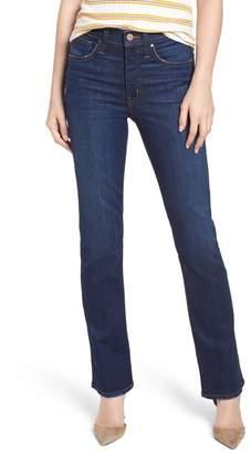 Caslon Madrona High Waist Bootcut Jeans (River) (Regular & Petite)