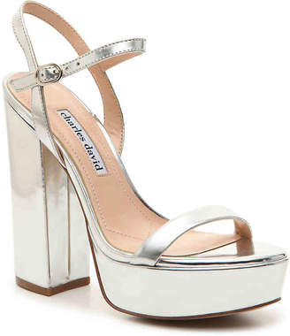 Charles David Regal Platform Sandal - Women's