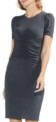 Vince Camuto Cinched Bodice Dress