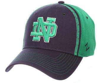 Zephyr Notre Dame Fighting Irish Pattern Pipe Stretch Cap