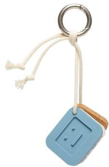 85799c8c03b Acne Studios Soap On A Rope Key Ring - Mens - Light Blue