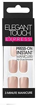 Elegant Touch Express Polished Dirty Nude (Pack of 4)