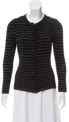 Isabel Marant Striped Knit Cardigan